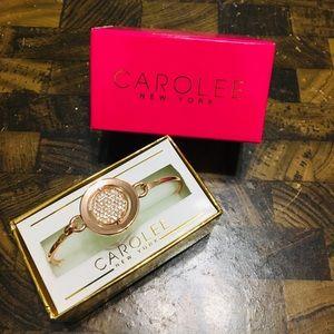 Carolee New York Rose Gold Bracelet